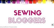 Best Sewing Bloggers' - Eng / Find the best posts from a selection of sewing bloggers. If you're a SEWING BLOGGER yourself and want to share your post, this is the place to do it! Need an invite? Make sure you're following me (Marquise Electrique) and then email marquiseelectrique@gmail.com. Sewing related post ONLY no spamming please. repin at least 1 pin from this board before pinning yourself. vertical pins prefered.