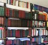 Biblioteca personal / Bookshelves