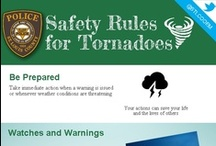 Be Prepared: Tornadoes / by St Louis County Emergency Management