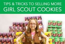 Girl Scout Cookie Program / Tips and techniques for selling and promoting cookies / by Girl Scouts of Northern Illinois
