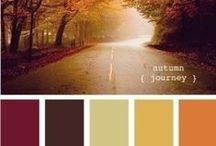 Color palette inspiration /  Be inspired by colors  & Understanding the Meaning of Colors in Color Psychology