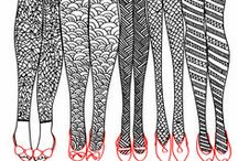 prints / posters / patterns.