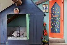 Kid's room / Des chambres d'enfants partout dans le monde