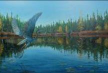 Oil and Acrylic Paintings / Oil and Acrylic paintings by ArtWorks members.