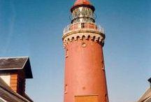 Lighthouses in denmark