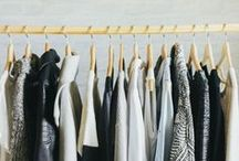 better wardrobe / about shopping better. being more conscious.