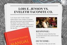 Legal Infographics | HSV / Southeast Louisiana DWI attorneys at Harmon, Smith & Vourvoulias, LLC pin interesting infographics on topics such as car accidents, product liability, and premises liability.