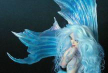 Sirene - be mermaid / Chi sono io? Davvero.... Splashhhhhh!
