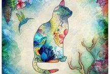 Cats / My lovely lulu'