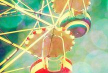My life is so!!!! / Una giostra la mia vita dalla quale non voglio scendere. Ho l'abbonamento a vita....eterna!!!!