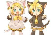 Kagamine Rin + Len