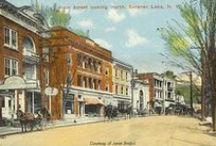 Saranac Lake History / Saranac Lake has a rich history, take a step into the past.