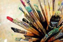 Paiting / Tecniche d'arte