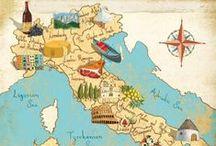 My country, ITALIA!!! / Amo il mio paese il più bello del mondo