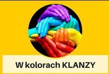 W kolorach KLANZY / Zainspiruj się koloramy KLANZY...