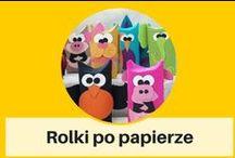 Rolki po papierze / paper roll / Rolki papieru