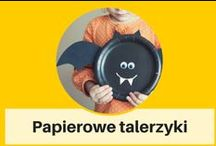 Papierowe talerzyki / paper plate