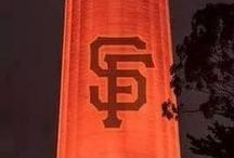 SF GIANTS / EVERYTHING SF GIANTS! / by RITA MCPECK
