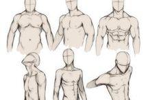 Anatomy & drawing tutorials