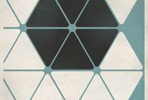 Tile inspired