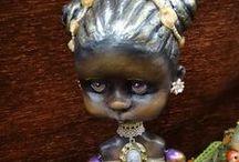 куклы чужие