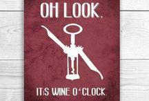 Wine inspired