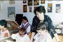 мое преподавание / опыт кружковой и студийной работы, мастер классы Бохан Марии