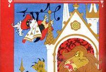 Иллюстрации к детским книгам