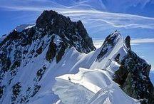 Env • Mountains & Volcanos