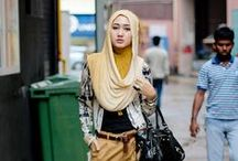 Hijab Fashion....