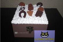 Cajas Decoden - ¡¡¡Cosas Ricas!!! / Cajas Decoden. Joyeros que parecen tartas y pastelitos ;)