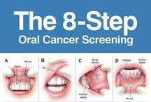 Oral or mouth cancer / Photos and infographics about oral cancer, cases, useful informations and suggestions how to prevent oral cancer