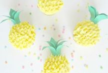 Sweet Summer finds / Summer crafts, recipes, parties and free printables.