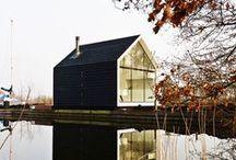 domki na drzewie. i inne domki. / architectural stuff // tree houses //