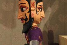 Индия- куклы и материалы к ним / может понадобится по работе