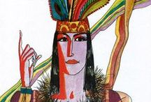 индейцы куклы и образы
