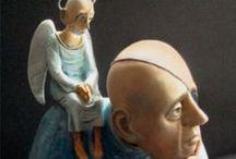 Ангелы куклы и не только