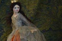 таинственный художник Anna Brahms