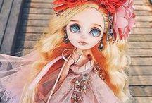 Глазастики куклы