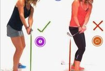 Golf Tips / Useful tips and tricks to improve your game.