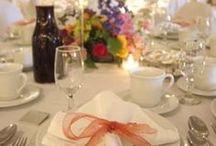 Tablescaping ~ Arnaldo's Banquet Center