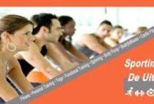Fitness / Algemene fitnesstips