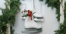 Winter Crafts and Projects / Winter themed crafting, sewing, cooking projects and decor ideas.