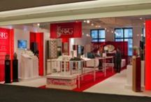 Retail Displays / Retail displays designed and manufactured by RPG.