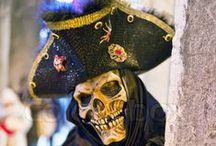 A legérdekesebb maszkok a Velencei Karneválon