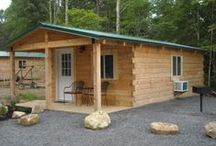 We're More than just Log Homes / Here are some other structures we've provided over the years.