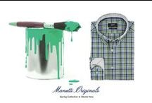 Manetti summer 2014 collection / mens fashion 2014