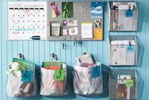 house organizing