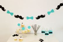 Sir/Mostach Themed Party
