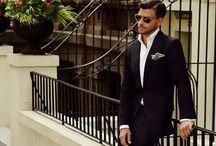 Real men wear suits..!!